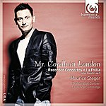 The English Concert Mr. Corelli In London