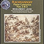 Alexander Brailowsky Rachmaninoff: Piano Concertos Nos. 2 & 3
