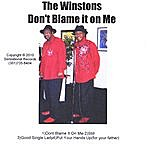 The Winstons Don't Blame It On Me - EP
