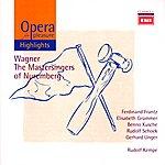 Rudolf Kempe The Mastersingers Of Nuremberg (Highlights)