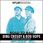 Bob Hope The Road To Bali - 4 Track EP