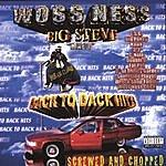 Big Steve Back To Back Hits : Chopped And Screwed