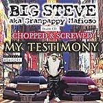Big Steve My Testimony