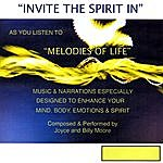 """Joyce Invite The Spirit In"""" With """"melodies Of Life"""