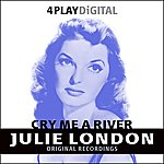 Julie London Cry Me A River - 4 Track EP