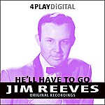 Jim Reeves He'll Have To Go - 4 Track EP