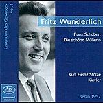Fritz Wunderlich Schubert, F.: Schone Mullerin (Die) (Wunderlich, Stolze) (1957)
