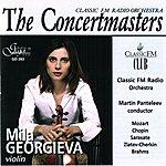 Mila Georgieva The Concertmasters