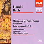 Hans-Martin Linde Music For The Royal Fireworks:orchestral Suite 2