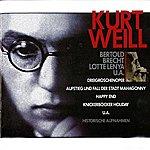 Kurt Weill Kurt Weill