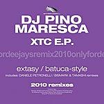 DJ Pino Maresca Xtc (2010 Remixes) - EP