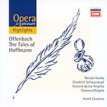 André Cluytens Offenbach: Les Contes D'hoffmann (Higlights)