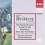 Minnesota Orchestra Britten: Orchestral Works