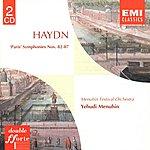Yehudi Menuhin Symphonies No.82-87