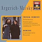 Mischa Maisky Cello Sonatas