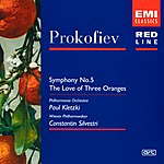 Paul Kletzki Prokofiev: Symphony No.5 & Love Of Three Oranges