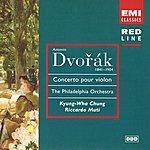 Kyung-Wha Chung Dvorak:violin Concerto Etc.
