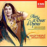 Mady Mesplé Airs Et Duos D'operas Francais Et Italiens