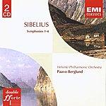 Paavo Berglund Sibelius Symphonies Nos. 1-4