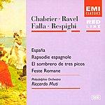 Riccardo Muti Chabrier/Ravel/Falla/Respighi