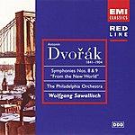 Wolfgang Sawallisch Dvorak: Symphonies 8 & 9