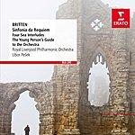 Libor Pesek Sinfonia Da Requiem/4 Sea Interludes/Young Person's Guide