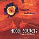 Alessandra Celletti Gurdjieff / De Hartmann - Hidden Sources