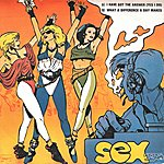 The Sex I Have Got The Answer (Yes I Do) (4-Track Maxi-Single)