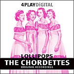The Chordettes Lollipops - 4 Track EP