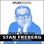 Stan Freberg That's My Boy - 4 Track EP