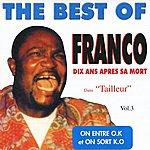 "Franco The Best Of Franco : Dix Ans Apres Sa Mort Dans ""tailleur"", Vol.3"