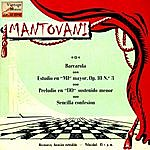 "Mantovani & His Orchestra Vintage World Nº 83 - Eps Collectors, ""inmortal Classics"""