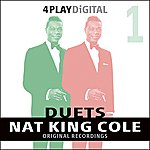 Nat King Cole Duets - Volume 1 - 4 Track Ep