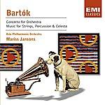 Mariss Jansons Bartók: Orchestral Works