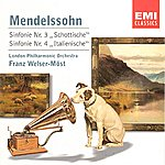 London Philharmonic Orchestra Mendelssohn - Symphonies