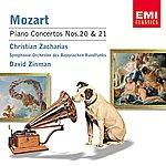Christian Zacharias Mozart: Piano Concertos 20 & 21