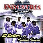 Industria Del Amor 20 Exitos...historia Musical