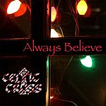 Celtic Cross Always Believe