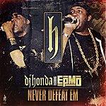EPMD Never Defeat Em (2-Track Single)