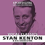 Stan Kenton & His Orchestra Vocal Classics - 4 Track EP