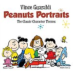 Vince Guaraldi Peanuts Portraits