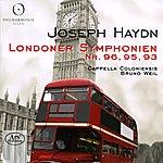 Bruno Weil Haydn: Symphonies Nos. 93, 95 & 96