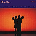 Richard Rodgers Rodgers-Hart Music Comedy Hits