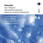 Christoph Eschenbach Pintscher : Hérodiade Fragmente (Apex)