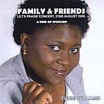 Funmi Williams Let's Praise Concert, Family & Friends