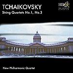 New Philharmonic Orchestra Tchaikovsky : String Quartets (String Quartets No.1, No.3)