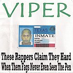 Viper These Rappers Claim They Hard When Them Fags Never Even Seen The Pen
