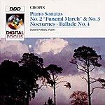 Daniel Pollack Chopin: Piano Sonatas Nos.2&3