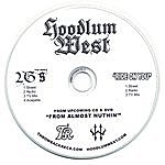 Hoodlum West Two G's/ Ride On You (Ep)