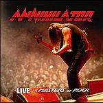 Annihilator Live At Master Of Rock